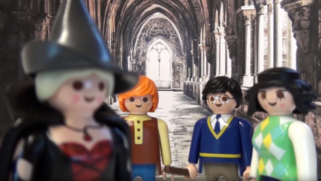 Harry Potter mit Playmobil erklärt