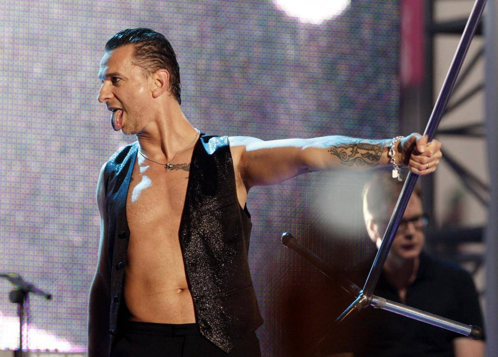 Depeche Mode (© Getty Images)