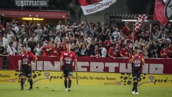FC Winterthur - FC Aarau (27.07.18)