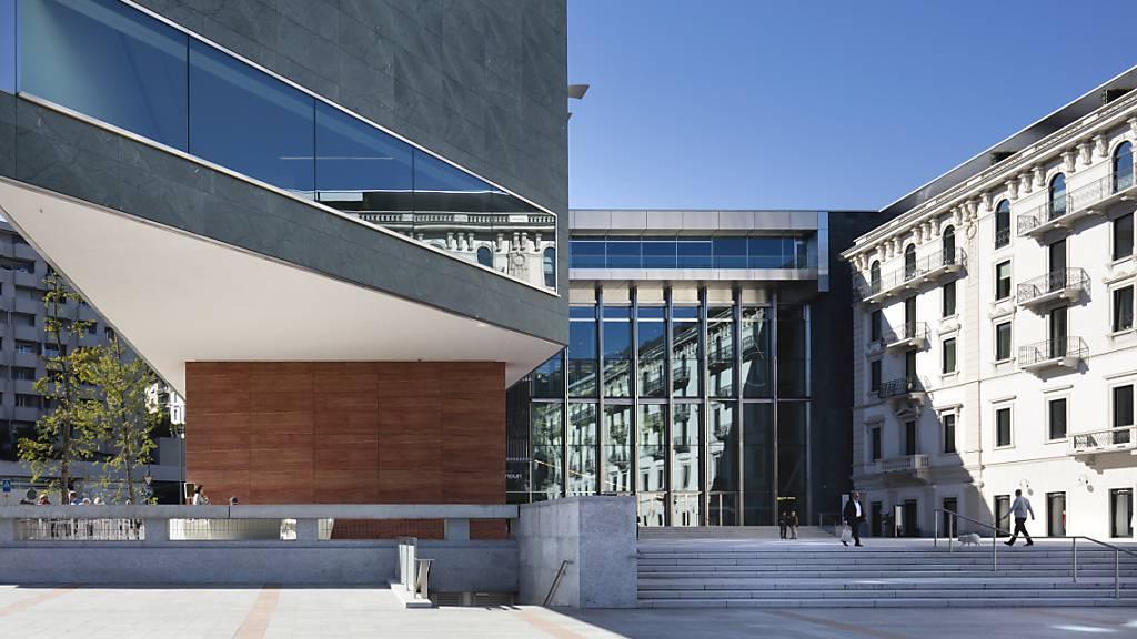 Das Lugano Arte und Cultura (LAC) unterbricht bis auf weiteres seine Ausstellungstätigkeit.