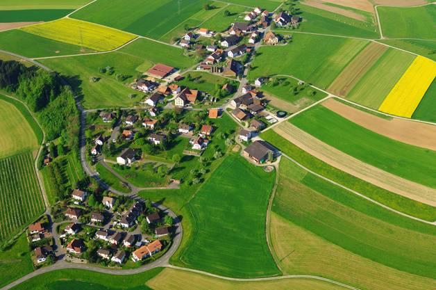 Baldingen im Bezirk Zurzach
