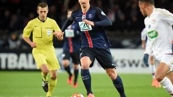 Zlatan Ibrahimovic war einmal mehr entscheidend