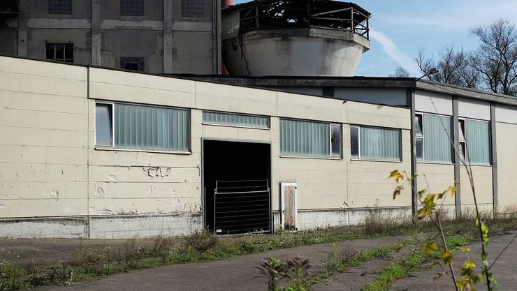 Auf dem Areal der Papierfabrik Zwingen wurde Arsen im Aushub gefunden.