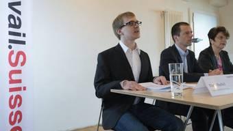 Travail.Suisse sehen Korrekturbedarf bei Lohngleichheit (Archiv)