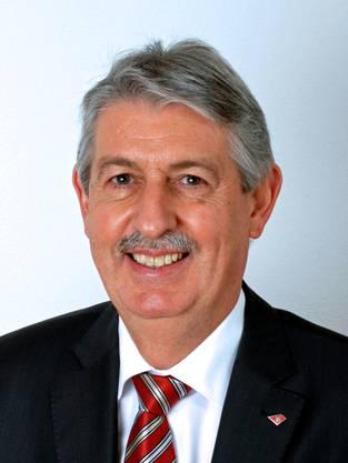 Gemeinderat Peter Huber liebäugelt mit dem frei werdenden Ammann-Sitz