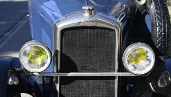 Im Bild: Ein Peugeot-Oldtimer. (Symbolbild)