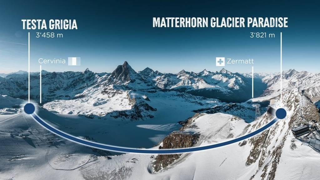 Grünes Licht für «Alpine Crossing» in Zermatt