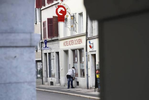 Beispiel vom Hotel «Roter Ochsen»: Rund ein Drittel aller Buchungen kommen über Buchungsplattformen.