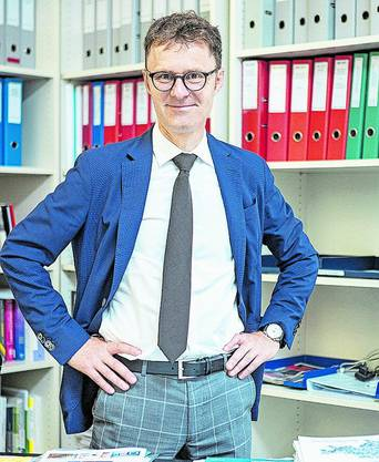 Daniel Lampart: Chefökonom des Schweizerischen Gewerkschaftsbundes