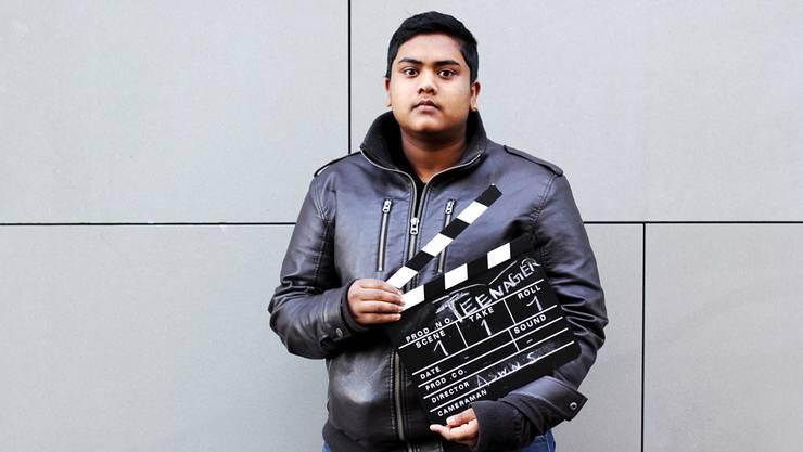 Noch ist die erste Klappe nicht gefallen: Das Drehbuch steht bereits, aber Aswin Sritharan sucht noch nach einem passenden Hauptdarsteller.  gep