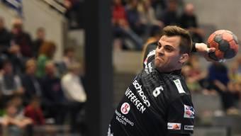 Pascal Bühler und seine Teamkollegen erfüllen die Pflicht.