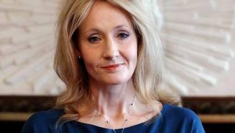 Die Autorin J.K. Rowling (Archiv)