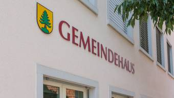 Themenbilder Gemeindehaus Riniken aufgenommen am 3. August 2018.