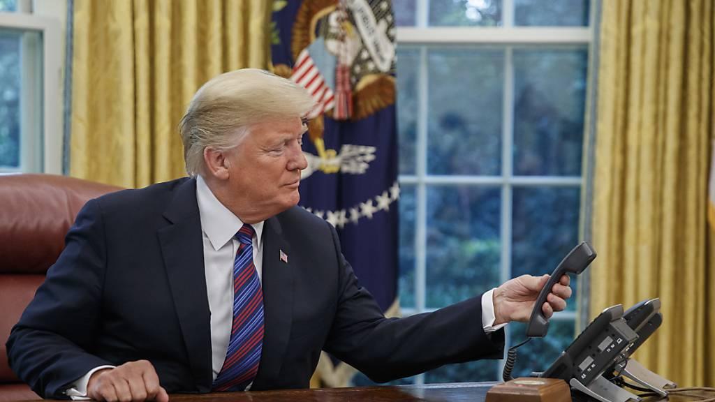 Trump kritisiert per Tweet weitere Zeugin in Impeachment-Ermittlung