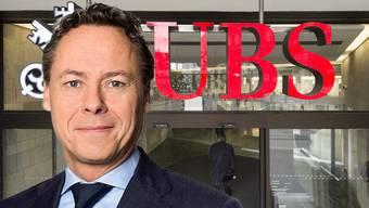 Die UBS präsentiert den neuen CEO Ralph Hamers.