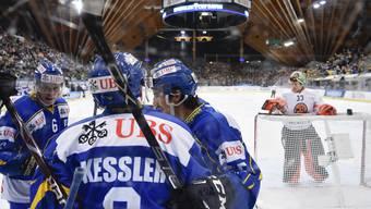 Der Davoser Sieg beschert uns im Halbfinale das Spiel des Jahres