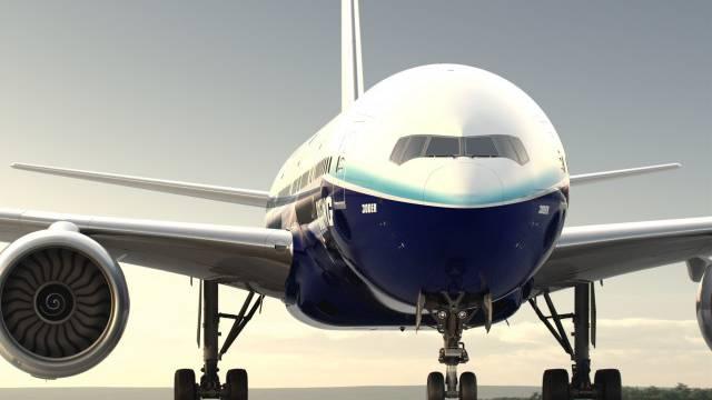 2013 kauft Airline-Chef Harry Hohmeister Langstrecken-Flugzeuge für einen Milliardenbetrag. Foto: AZ