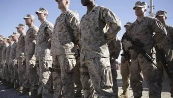 ARCHIV - Die USA wollen weitere Soldaten aus Afghanistan abziehen. Foto: Massoud Hossaini/AP/dpa