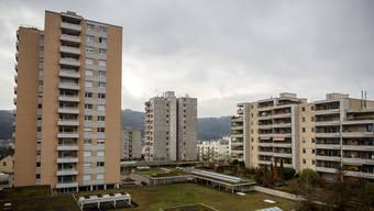 Beim Markthof-Areal war der Bau des «City-Towers» geplant. Doch der Gemeinderat wies einen Gestaltungsplan-Entwurf wegen mangelnder Qualität zurück.