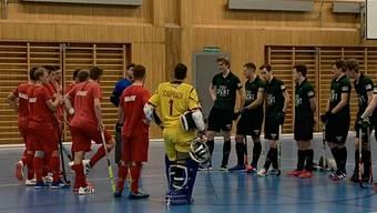 Landhockey-EM in Luzern, Version SZ (16.01.2020)