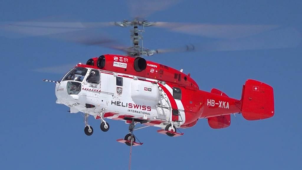 Der grösste Helikopter Europas