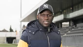 «Aarau hat mir sehr gefehlt», sagt Igor Nganga nach Bekanntgabe seiner Rückkehr.