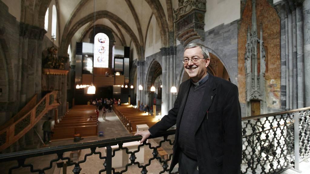Bistum Chur sucht einen Exorzisten