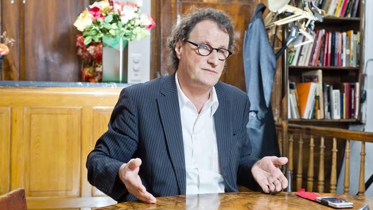 Geri Müller soll zurücktreten - das fordern die Bürgerlichen.