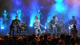 Schweizer Künstler rocken das Feelgood Festival in Niedergösgen