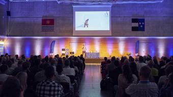 Sport Forum Aargau 2018.