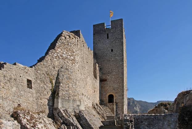 Ruine Waldenburg: Von den Solothurnern und der Stadt Basel begehrt