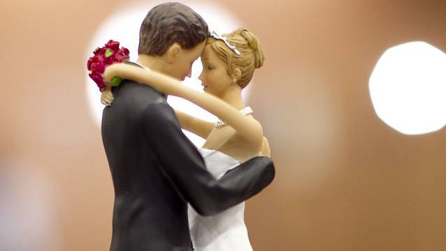 Wer heiraten will, wird teil einer Industrie – die kann Paare auch zur Verschuldung bringen.
