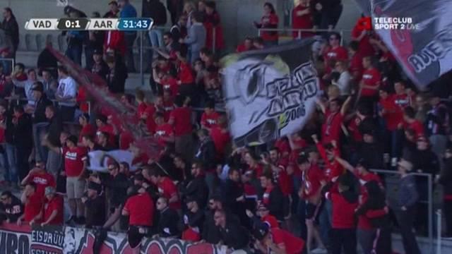 Endlich: FC Aarau besiegt Vaduz