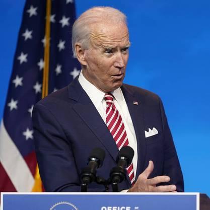 Gegen die Todesstrafe: Joe Biden.