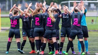 Die FC Aarau Frauen treffen in ihrem nächsten Spiel auf YB.