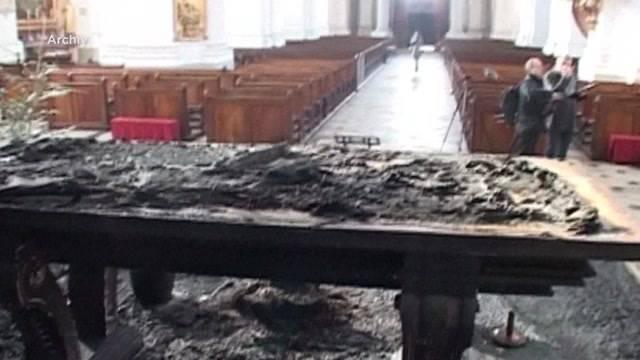 St. Ursen-Brandstifter nicht verwahrt