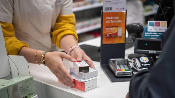 Laut dem Verband Curafutura sei das Sparpotenzial bei den Medikamentenpreisen bei weitem noch nicht ausgeschöpft. (Symbolbild)