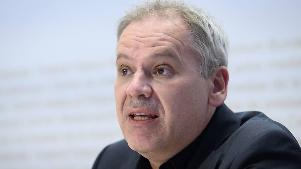 Patrick Mathys: «Die epidemiologische Lage ist weiter ungünstig»