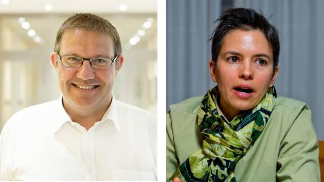 Werner Stoller und Mirjam Egloff treten nicht mehr zu den Wahlen 2017 an