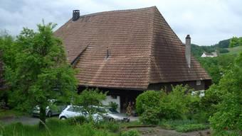Das Hochstudhaus in Holderbank wird nicht in der Bau- und Nutzungsordnung als Schutzobjekt aufgenommen.