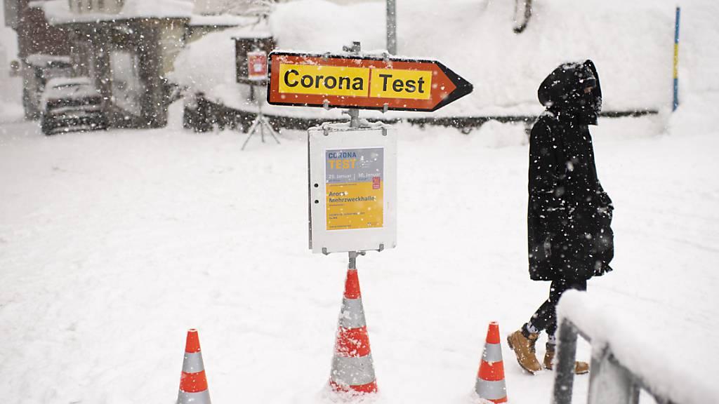 Massentests in den Kantonen – zwischen Neuland und Routine