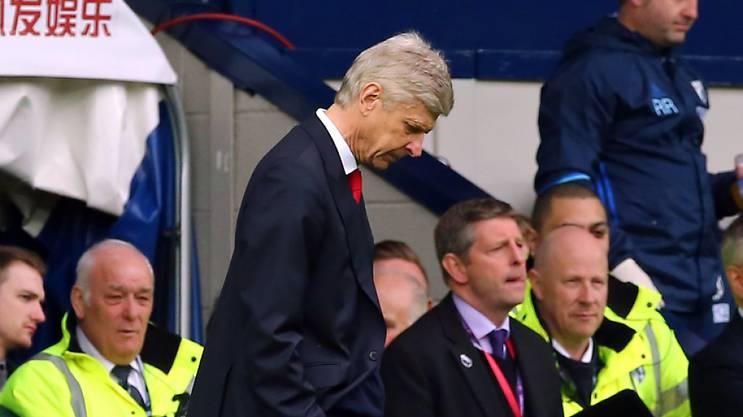 Unsichere Zukunft: Arsenal-Coach Arsène Wenger.
