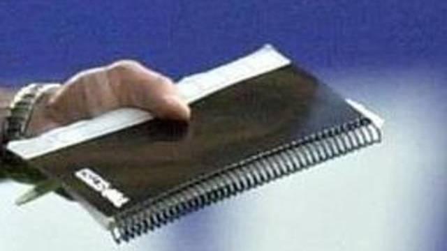 Ein kleines Buch mit grossem Wert (Symbolbild)