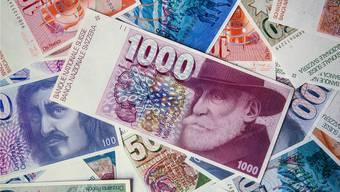 Zwar kein Zahlungsmittel mehr, trotzdem noch nicht wertlos: die sechste Banknotenserie.