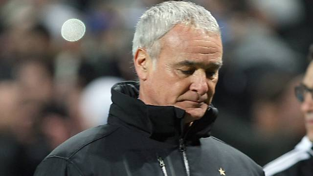 Claudio Ranieri macht eine schwierige Zeit durch