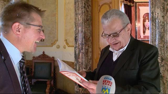 «Schweizer Politik zum Lachen»