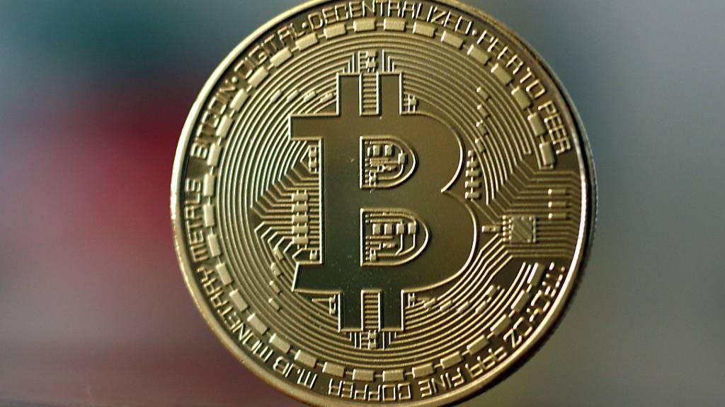Bitcoin erreicht neues Allzeithoch von über 66'000 Dollar