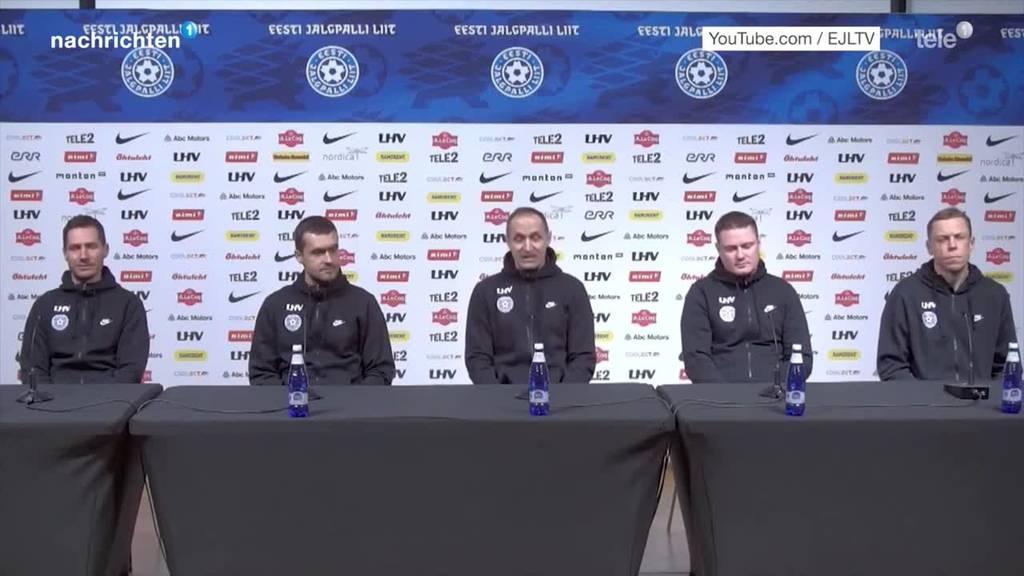 Thomas Häberli ist neuer Nati-Trainer in Estland