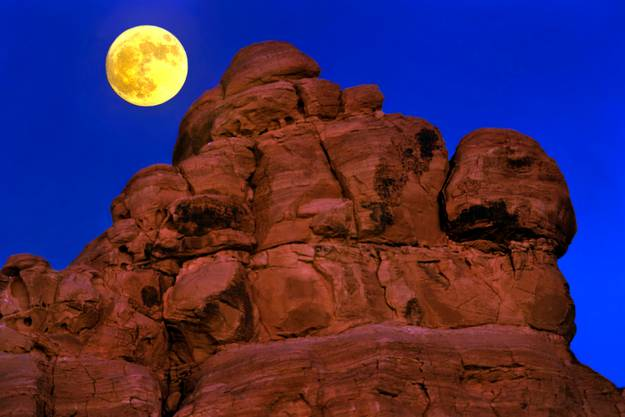 Valley Of Fire State Park, Nevada (USA)