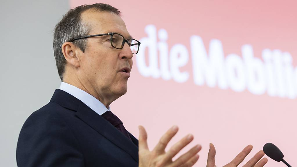 Mobiliar-CEO Markus Hongler soll künftig den Verwaltungsrat der Luzerner Kantonalbank (LUKB) präsidieren. (Archivaufnahme)
